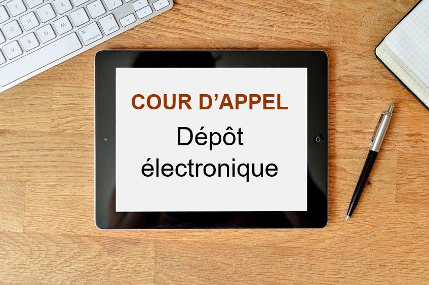 Enfin un greffe électronique à la Cour d'appel du Québec