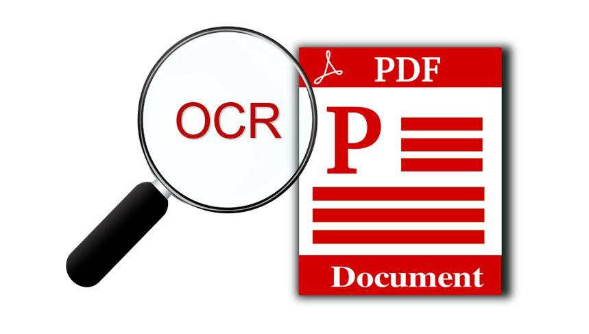 La reconnaissance optique des caractères est-elle obligatoire pour tous les documents déposés au greffe numérique?